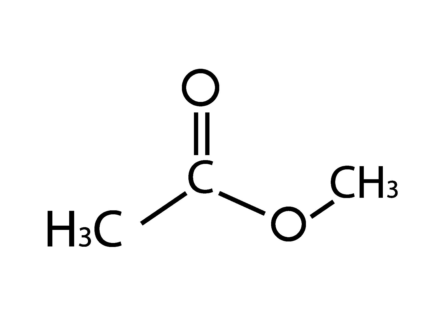 Acetato de Metilo