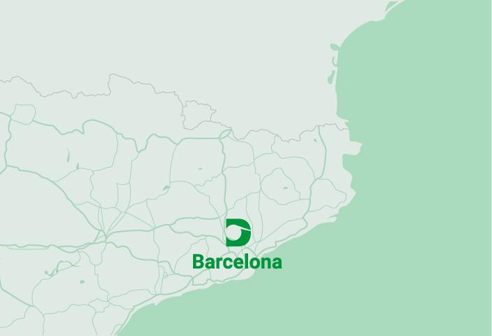Donde estamos - Barcelona